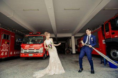 蘿蔔園 | 屏東鮪魚飯店迎娶儀式 | 桃山宴會廳宴客 | 子豪 ღ 友偌 結婚午宴 婚禮紀錄