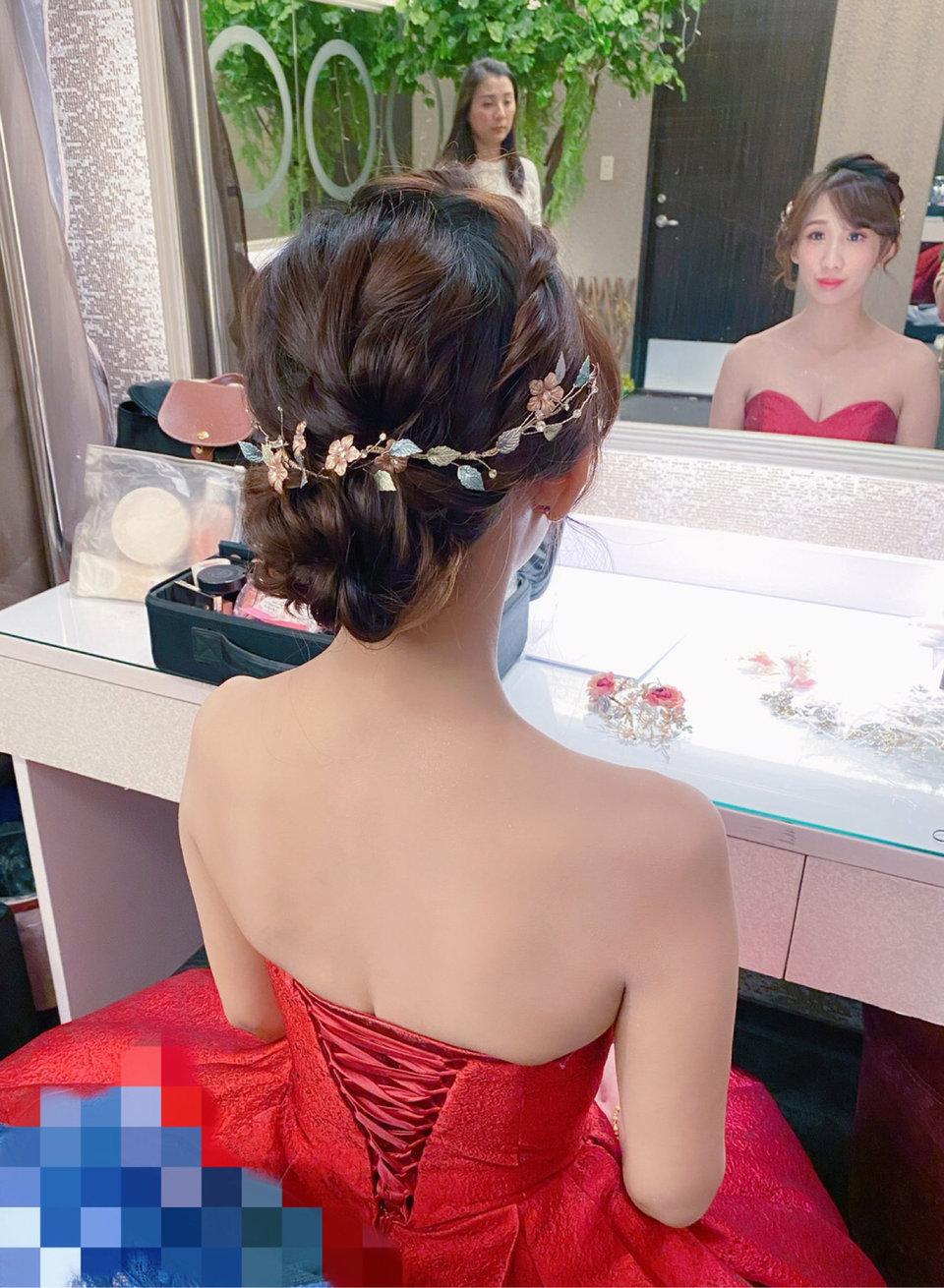 Minami  彩妝造型 噴槍底妝,謝謝您,讓我在人生最重要的日子美美的❤️