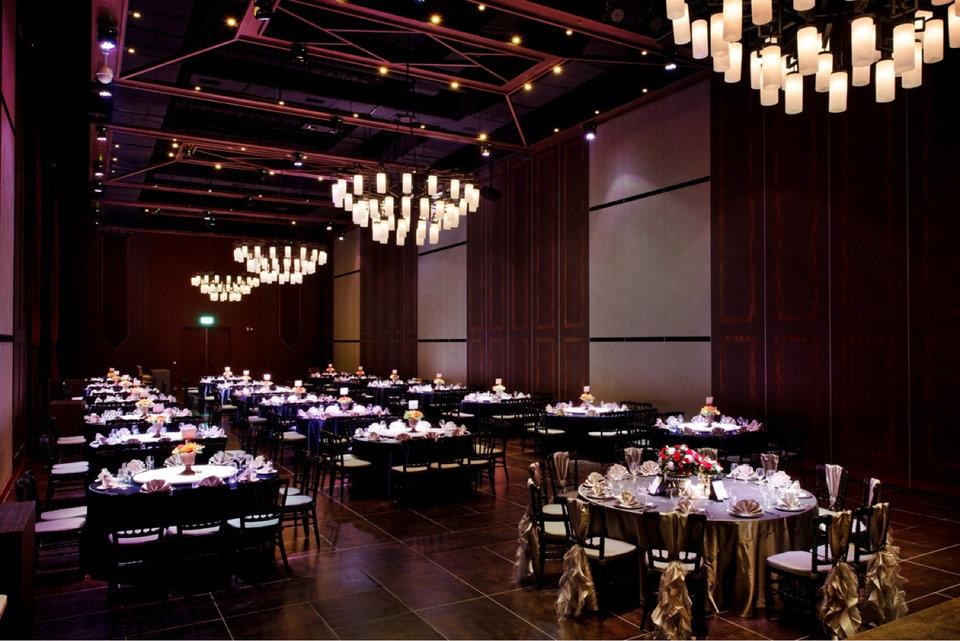 彭園婚宴會館-八德館,推薦八德彭園 超美宴會廳ballroomE