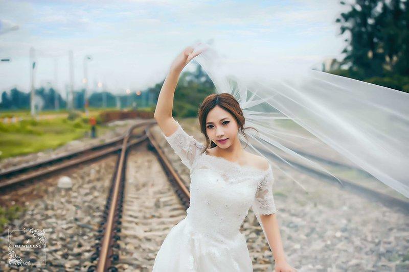 個人婚紗寫真作品