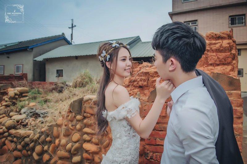 婚紗攝影包套作品