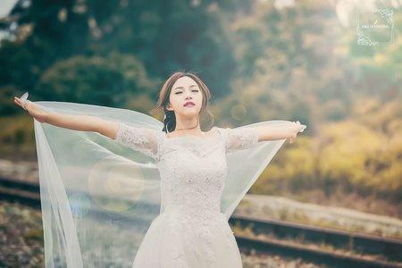 [婚紗寫真] D&L WEDDING 台中婚紗拍攝