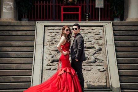 [婚紗攝影] D&L WEDDING 台中婚紗拍攝.