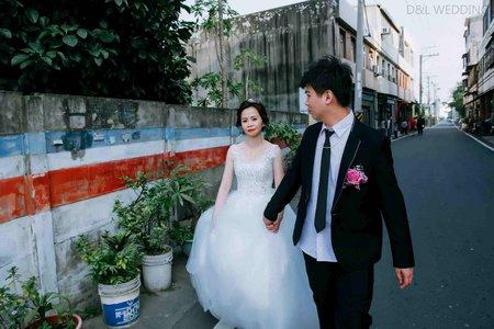 [婚紗攝影] D&L WEDDING 彰化婚紗拍攝.