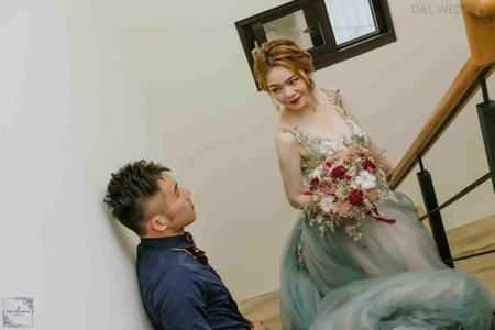 [婚紗攝影] D&L WEDDING 南投婚紗拍攝