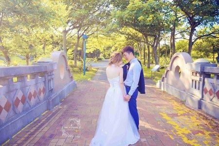 [婚紗攝影] D&L WEDDING 台中婚紗拍攝