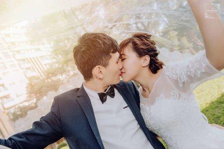 [婚紗攝影] 台中婚紗/五權西四街/自助婚紗/婚紗照/D&L Wedding