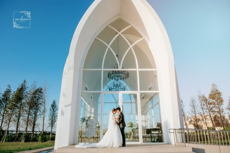 [婚紗攝影] D&L WEDDING 桃園婚紗拍攝.