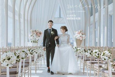 Wedding Happiness | 婚禮紀錄作品 | コレクション