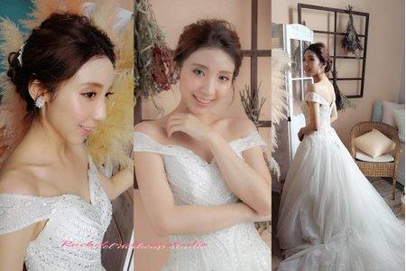 💄浪漫婚宴造型💄純宴客/歸寧