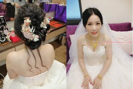 Rachel -台南天心岩婚宴會館