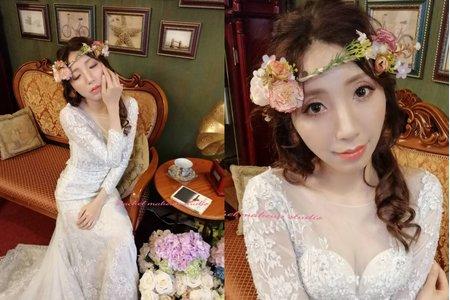 💗幸福自助婚紗造型💗包套/新娘秘書