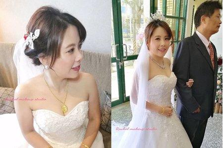 Rachel - 台邦商務飯店迎娶儀式