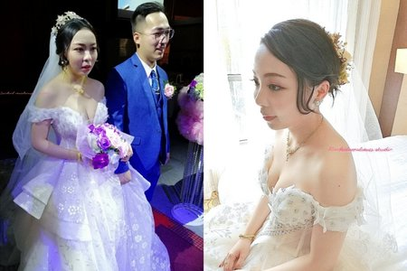 Rachel - 嘉義東方明珠國際飯店迎娶