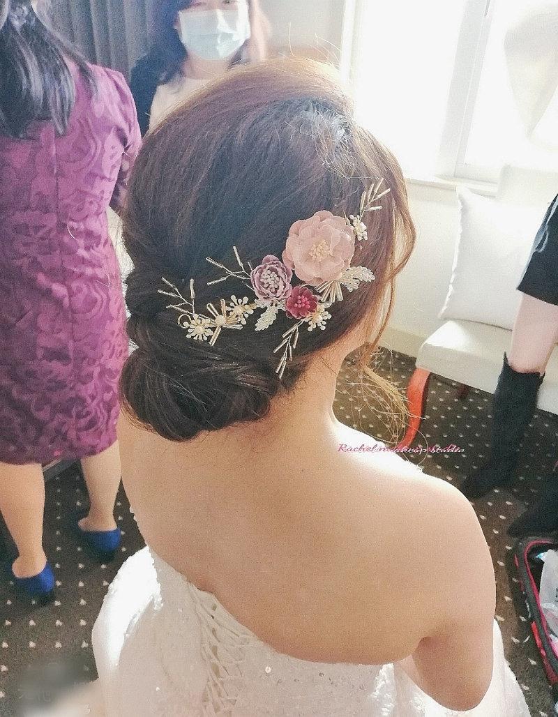 [獨家優惠]單妝髮/儀式/雙儀式作品