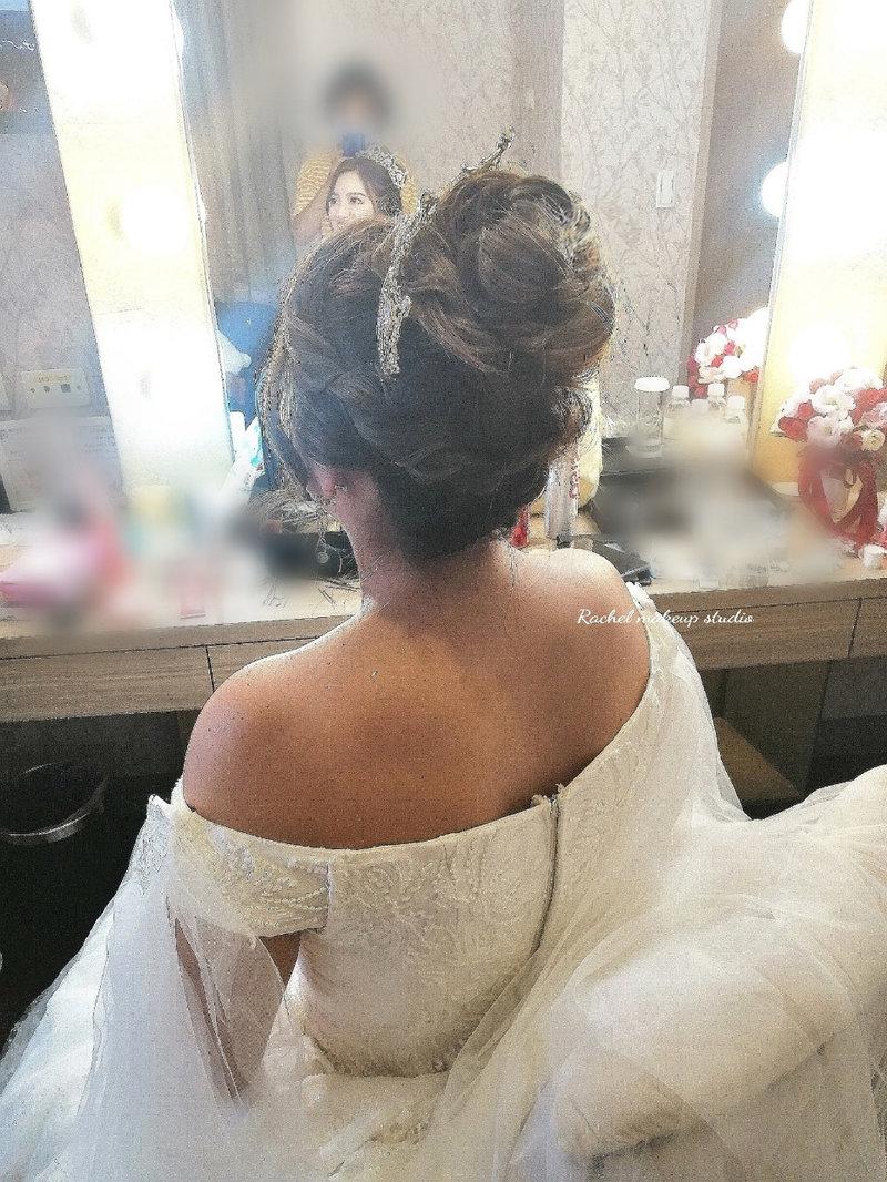 [獨家優惠]親友妝髮服務作品
