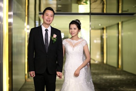 台北婚攝饅頭爸@晶華酒店-晶華會 婚禮紀錄