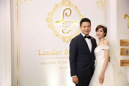 台北婚攝饅頭爸@台北福華-婚禮紀錄