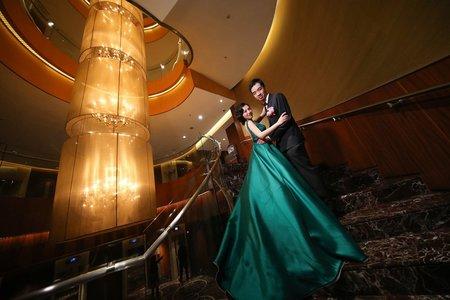 台北婚攝饅頭爸@台北喜來登-婚禮紀錄