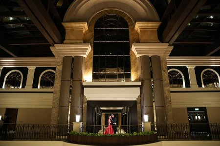 台北婚攝饅頭爸@君悅3F凱悅廳- 婚禮紀錄