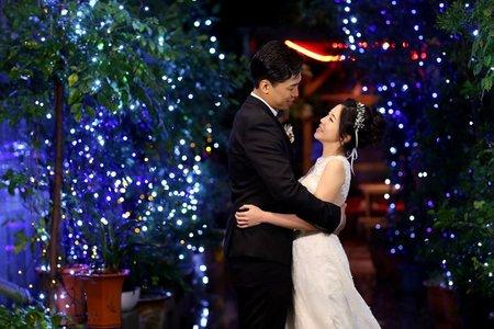 台北婚攝饅頭爸@新莊新農園 婚禮紀錄