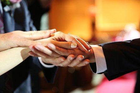 台北婚攝饅頭爸@台北國賓國際廳 翔與怡 婚宴紀錄