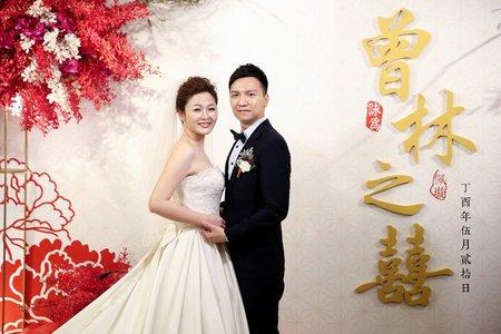 台北婚攝饅頭爸@晶華酒店 婚禮紀錄