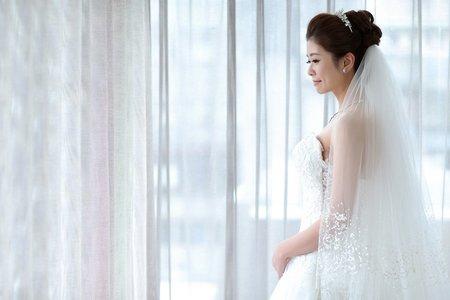 台北婚攝饅頭爸@晶華酒店 婚禮紀錄(顥與卿)