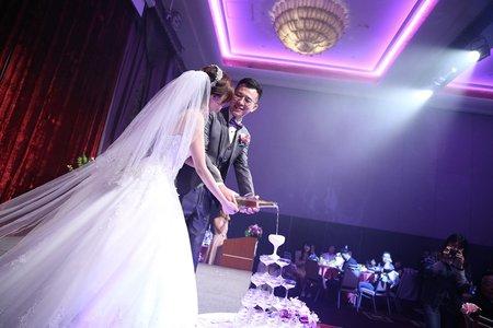 台北婚攝饅頭爸@六福皇宮(2021將改名為JR東日本大飯店台北)