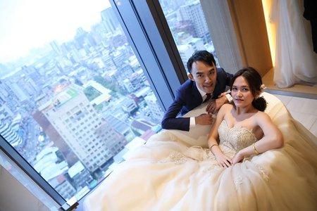 台北婚攝饅頭爸@萬華凱達大飯店