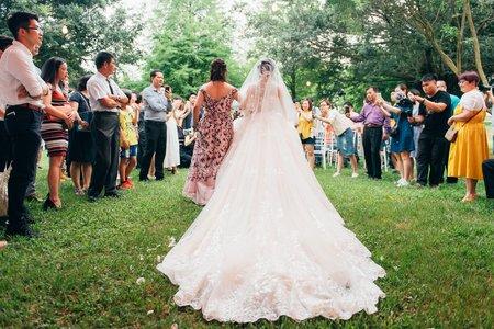 戶外婚禮-沐卉農場