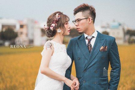2019森林系-外拍婚紗