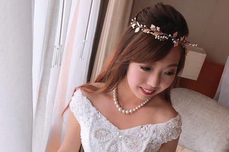 台北新秘娃娃@青青戶外婚宴會館 之勤 新娘秘書  饅頭爸團隊