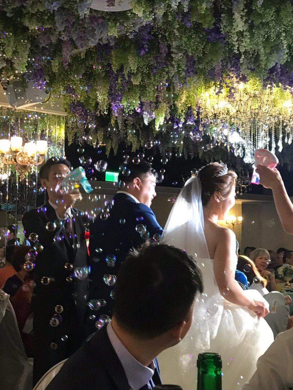 88號樂章婚宴會館,場地、菜色、交通便利性都給五顆星,服務態度六顆星拉~~~