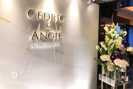 Cedric&Angie / 時尚大理 / 世貿33