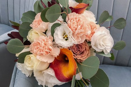 客製新娘捧花