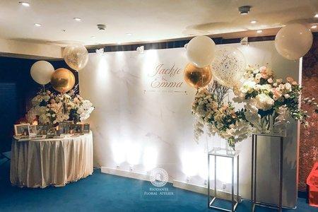 Jackie & Emma's Wedding 國賓大飯店