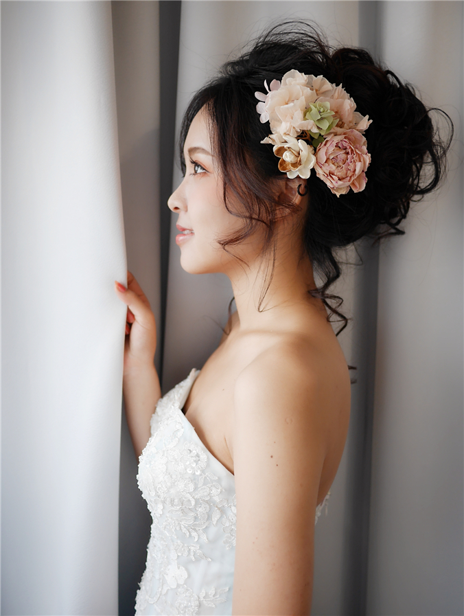 2 - 饅頭爸團隊 新秘珊婷《結婚吧》