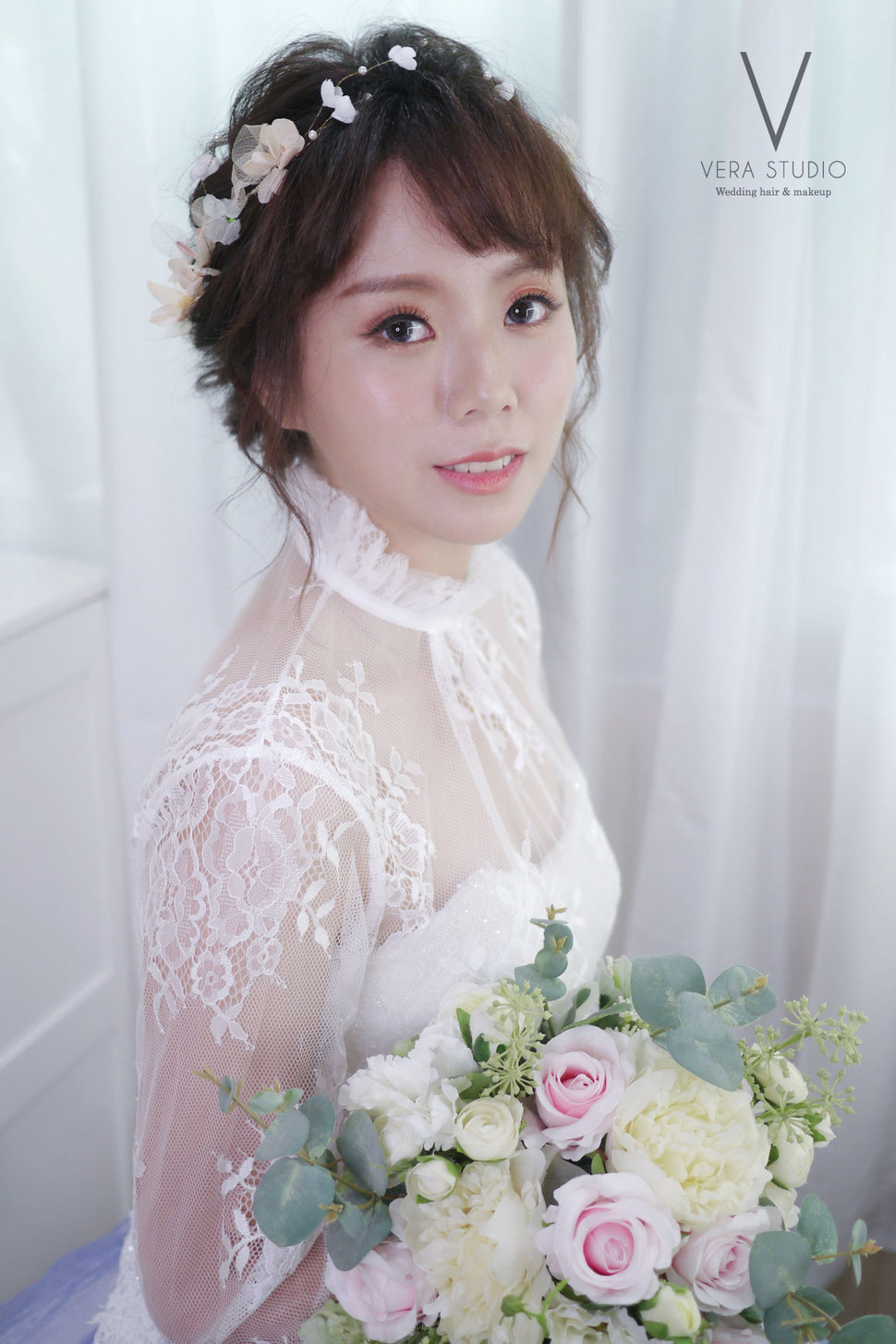01 - Vera Studio 薇拉整體造型《結婚吧》