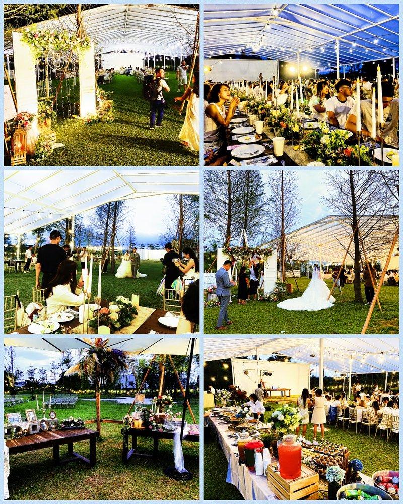 場地-美式戶外草皮婚禮作品