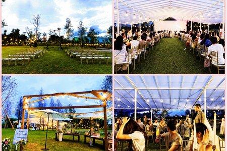 場地-美式戶外草皮婚禮
