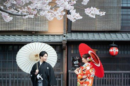 夢。京都(新嫁娘和服)