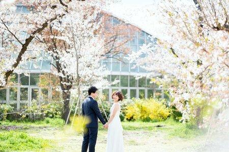 夢。京都(西式婚紗)