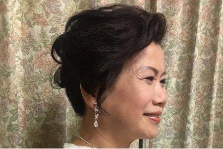 玉瓊阿姨媽媽妝