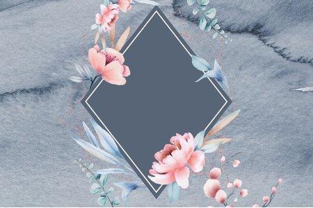 婚禮網站-清新森林風
