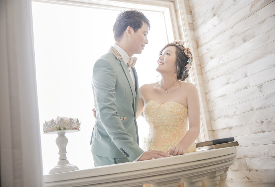 WH-為您好事韓風婚紗,婚紗攝影棚拍最佳選擇