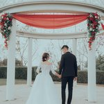心之芳庭,婚宴場地首選 想要夢幻又難忘的婚禮就交給心之芳庭