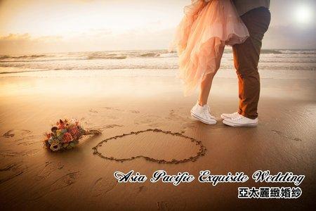 亞太麗緻浪漫甜美風格