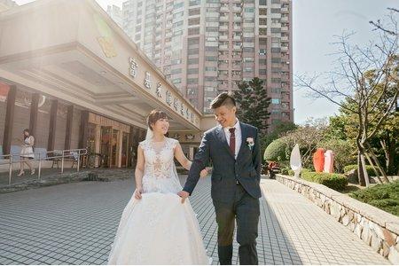 宗霖若溱 婚禮