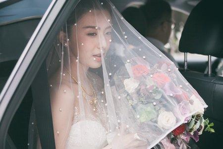 柏光翊倫 婚禮